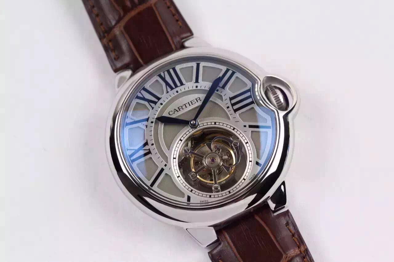 卡地亚机械手表 - 佛像和铜器 - 园地拍卖